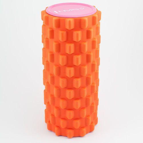 Hms Wałek fitness 33cm fs101 pomarańczowy - pomarańczowy