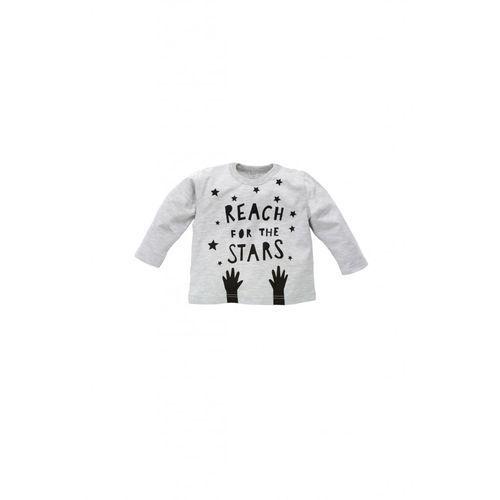 Bluzka niemowlęca z długim rękawem5h35ck marki Pinokio