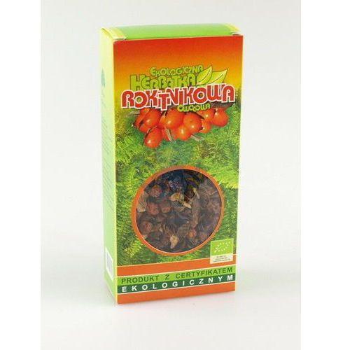 Dary natury Herbatka rokitnikowa ekologiczna - na wzmocnienie organizmu - eko - 100g