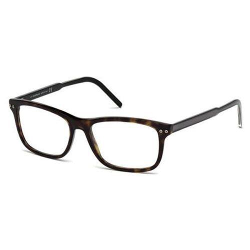 Okulary korekcyjne mb0621 056 Mont blanc