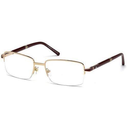 Okulary Korekcyjne Mont Blanc MB0488 028