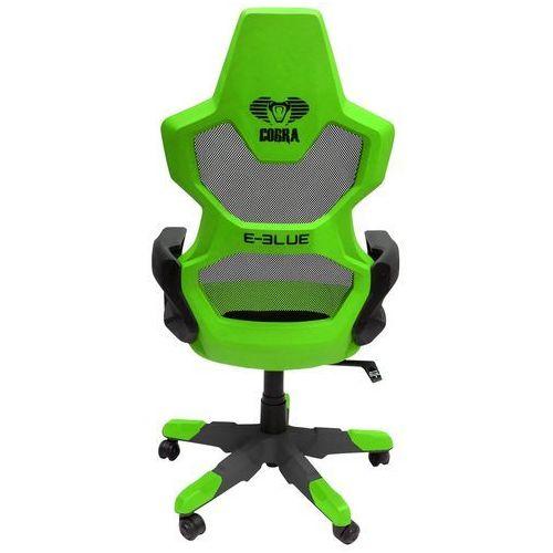 Fotel cobra eec307grqta-ia zielony marki E-blue