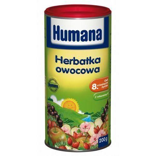 Humana herbatka owocowa 200g Humana gmbh