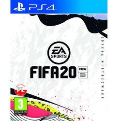 Gra PS4 FIFA 20 Edycja Mistrzowska