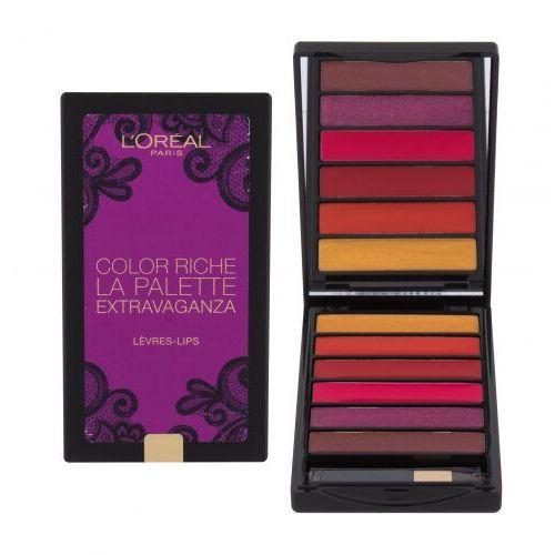 Color riche la palette extravaganza pomadka 6 g dla kobiet L´oréal paris - Sprawdź już teraz