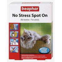 Beaphar no stress spot on dla kotów 3 sztuki