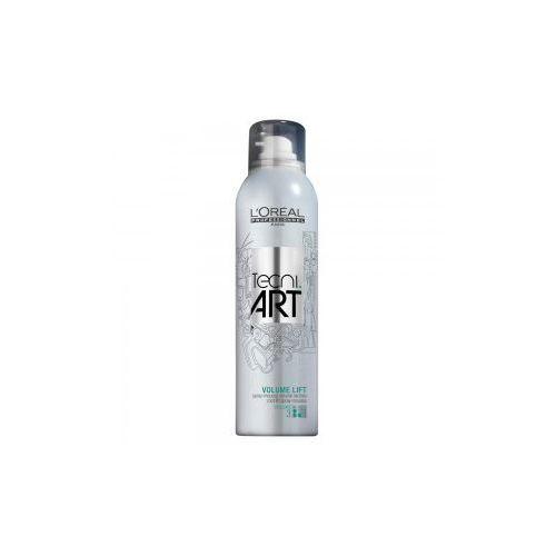 Loreal tecni art volume lift pianka do włosów w sprayu nadająca objętość u nasady 250 ml