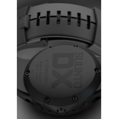 Suunto dx black elastomer z usb