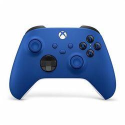 Qat-00002 xbox blue kontroler bezprzewodowy marki Microsoft