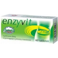 Kapsułki Enzyvit Super Enzymy 60 tabl.