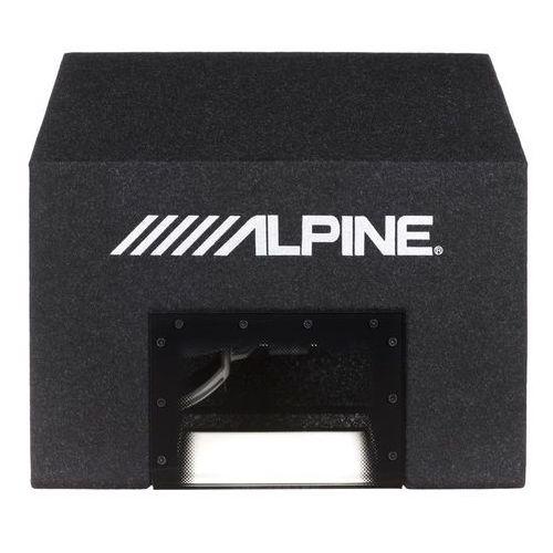 Alpine Subwoofer samochodowy sbg-1244bp darmowy odbiór w 21 miastach!