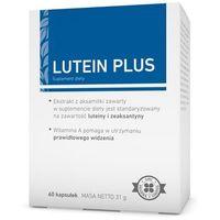 Kapsułki Lutein Plus 60 kaps.
