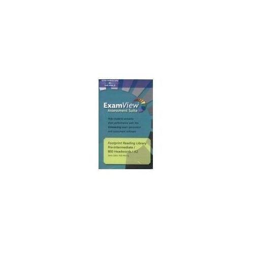Footprint Reading Library ExamView Pro CD-ROM Level 800 Headwords, Heinle