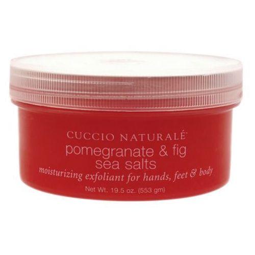 Cuccio POMEGRANATE & FIG SEA SALT Sól morska figa i granat (553 ml)