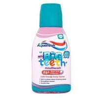 Aquafresh My Big Teeth Płyn do płukania dla dzieci 6+ Fruity 300ml - 607499 Darmowy odbiór w 21 miastach!