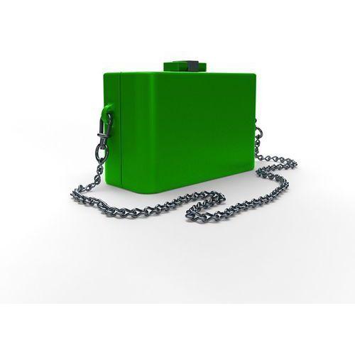 Torebka damska NanoCubie lime green