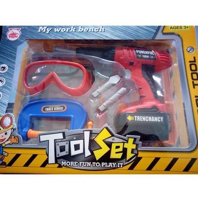 Narzędzia zabawki Brimarex