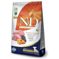 ND Dog NG 3185 Puppy Mini Pumpkin 800g Lamb&Blueb (8010276033185)