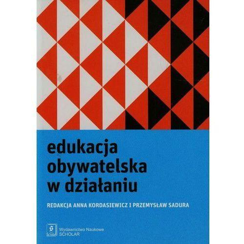 Edukacja obywatelska w działaniu, oprawa miękka