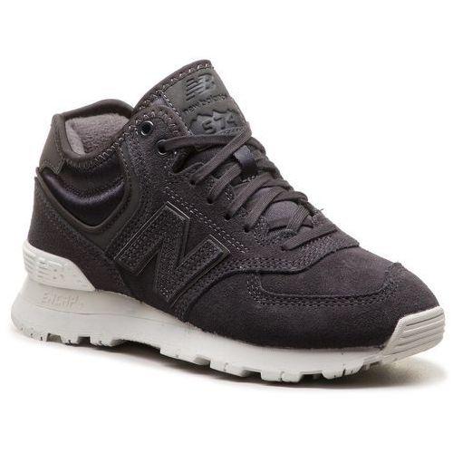 Sneakersy - wh574bb szary marki New balance
