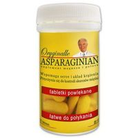 Tabletki Asparaginian Oryginalle 50 tabletek powlekanych