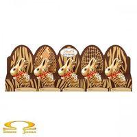 Mini Zajączki wielkanocne Lindt Gold Bunny Safari 5x10g, 2122-94514