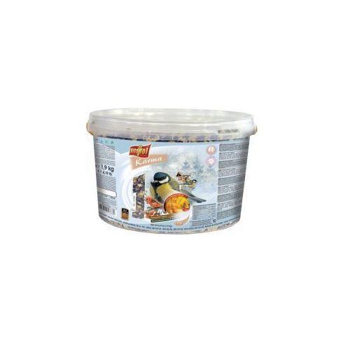 Vitapol pokarm dla sikorek 3 l 1.9 kg- rób zakupy i zbieraj punkty payback - darmowa wysyłka od 99 zł (5904479028662)