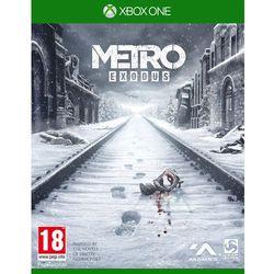 Deep silver Metro exodus xone