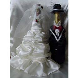 Ozdoby alkoholu weselnego Marlux Kraszek