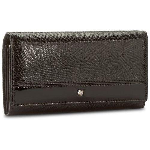 8ca15fdc55247b Zobacz w sklepie Wojewodzic Duży portfel damski - wpd58/pc01/pl01 czarny