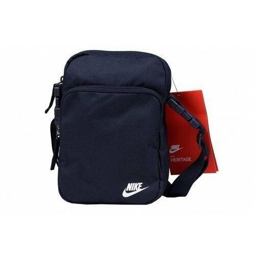 Torebka heritage smit 2.0 granatowa ba5898 451 marki Nike