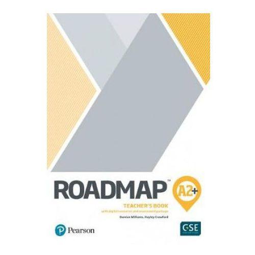 Roadmap BE A2+ Teacher's Book w/ Digital Resources & Assessment Package (9781292228006)