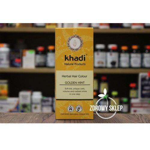Khadi - Henna Złoty Blond, KHA-104