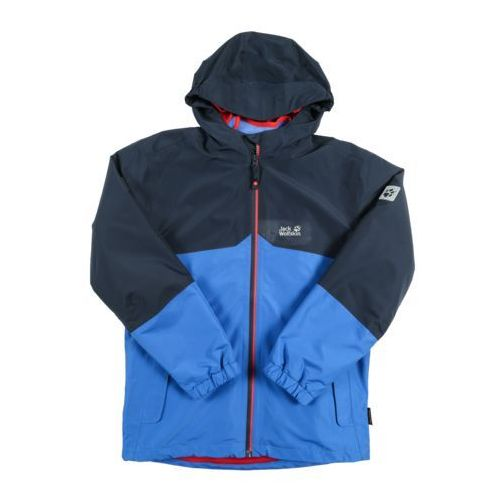 Jack wolfskin kurtka zimowa 'iceland 3in1' niebieski / ciemny niebieski (4055001930630)