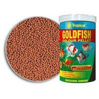 Tropical Goldfish Color Pellet pokarm granulowany dla złotych rybek z beta-glukanem 250ml/130g