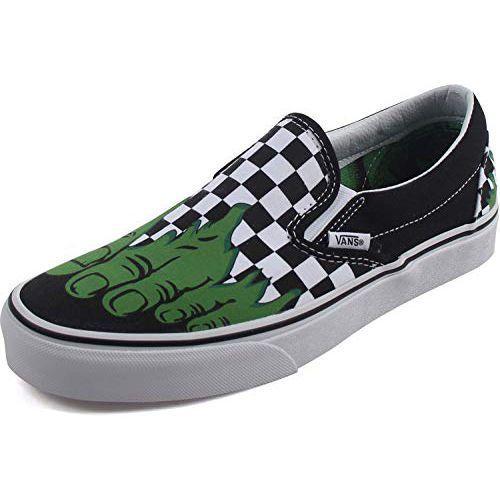 Sneakersy comfycush sk8 hi vn0a3wmbvne1 (classic) blacktrue whit (Vans)