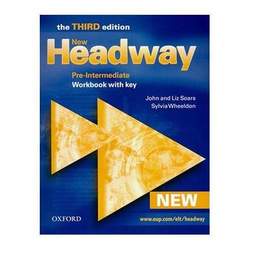 New Headway Pre-Intermediate Workbook with key 3ed (9780194715867)