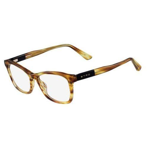 Etro Okulary korekcyjne et 2628 764