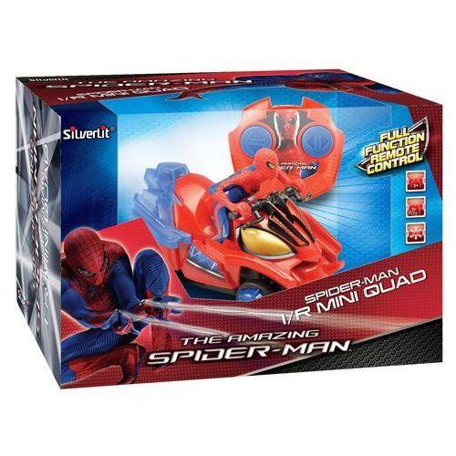 Spider man quad silverlit opinie ceny wyprzeda e - Quad spiderman ...