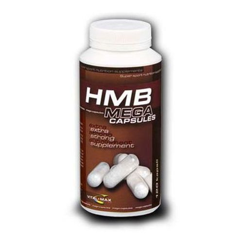 Vitalmax hmb mega capsules - 120 kaps