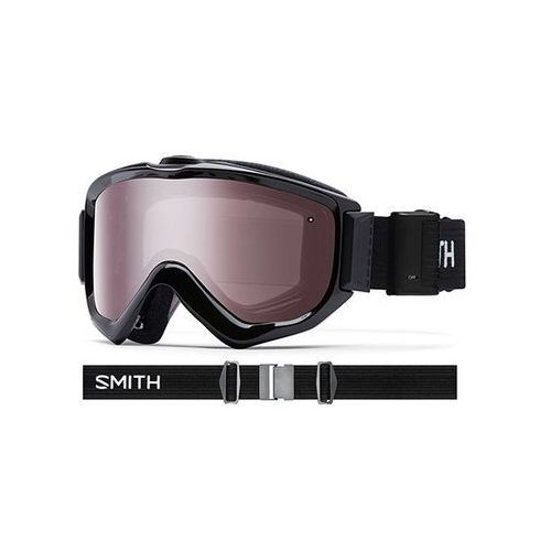 Gogle narciarskie smith knowledge turbo fan otg kn5ibk16 Smith goggles