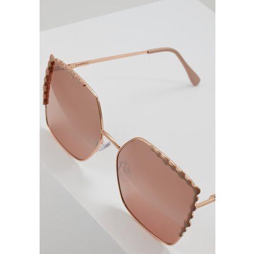 8d6a1e65b811a2 ALDO MIRIAVIEL Okulary przeciwsłoneczne pink miscellaneous, kolor różowy - 2