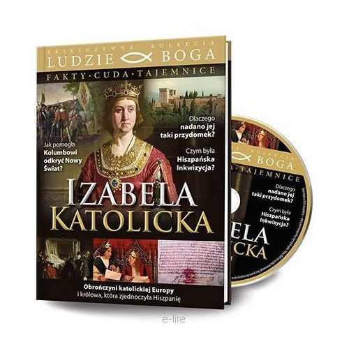 Izabela katolicka + film dvd Praca zbiorowa