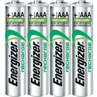 Energizer 4 x akumulatorki  r03/aaa ni-mh 800mah extreme (7638900350012)
