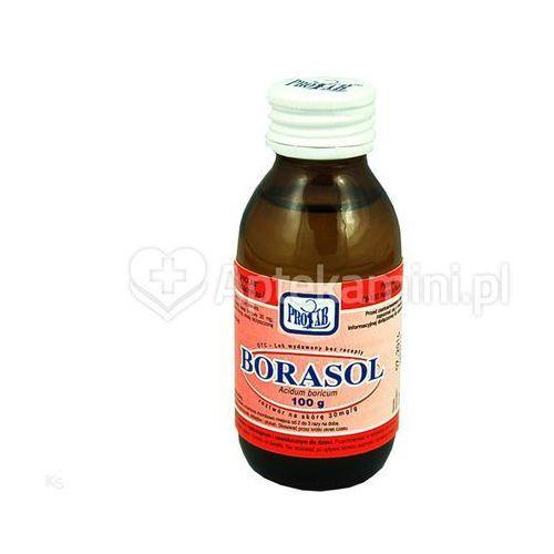 Borasol rozt.do stos.na skórę 0,3 g/g 100 g