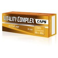 Activlab Vitality Complex 60 tabs. (5907368865003)