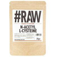 RAW NAC (N-Acetyl-L-Cysteine) - 25 g