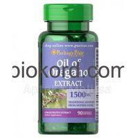 Kapsułki Olej z Oregano Oil of Oregano Extract 1500 mg/90 kaps., Puritan's Pride