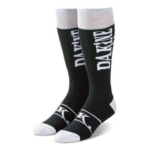 Dakine Skarpety freeride socks (black/white) 2020