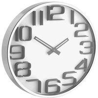 Tfa zegar ścienny 60.3016.02 biały (4009816023179)